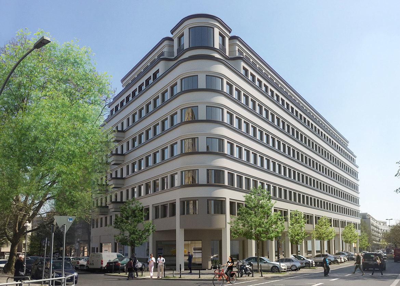 Bauunternehmung krieger schramm jetzt auch in berlin for Kuchen krieger berlin